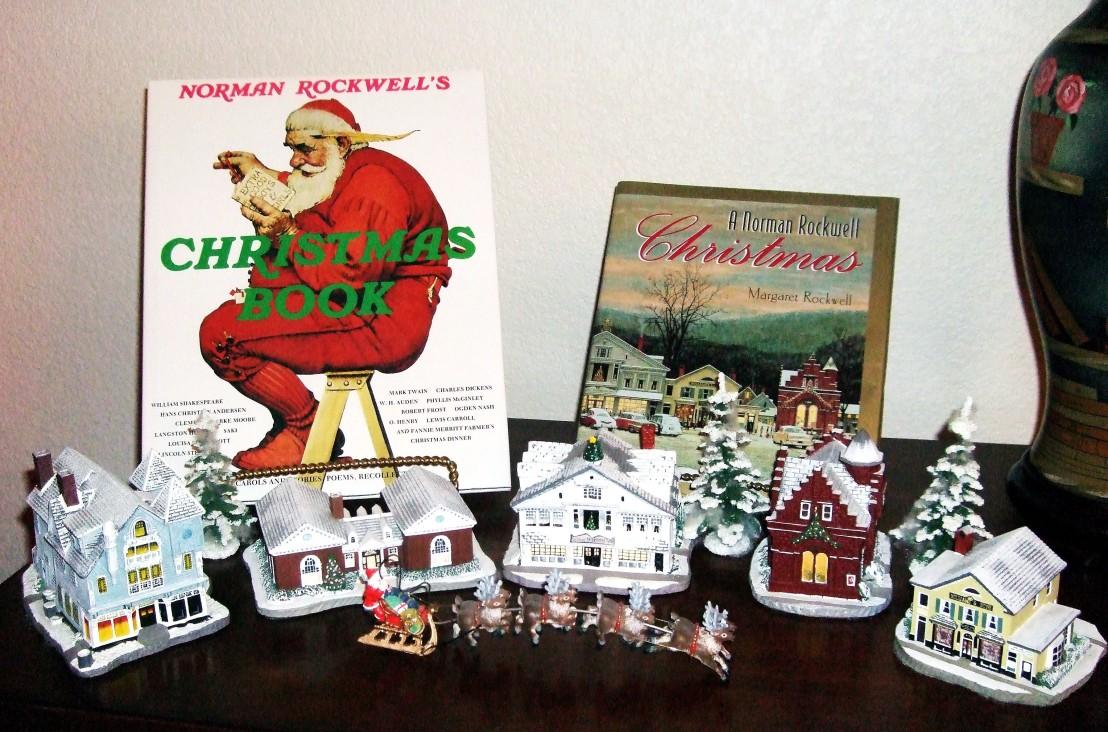 Norman Rockwell Christmas2